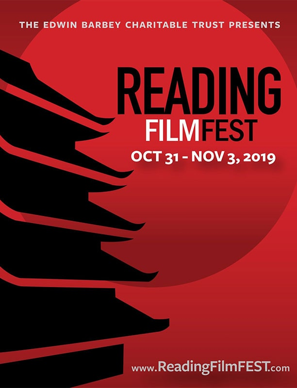 Reading Film Fest 2019 - The Edwin Barbey Charitable Trust