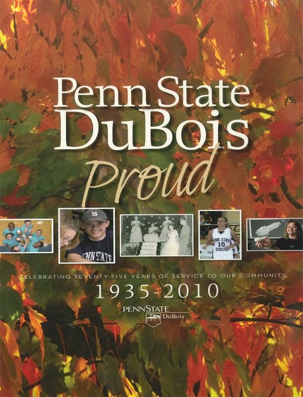 Penn State DuBois - 75 Years