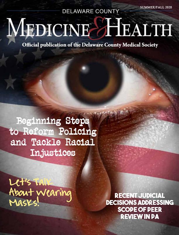 Delaware County Medicine & Health Summer/Fall 2020
