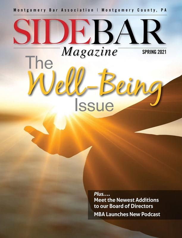 Sidebar Magazine - Spring 2021
