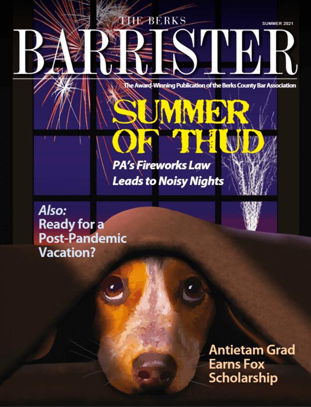Berks Barrister - Summer 2021