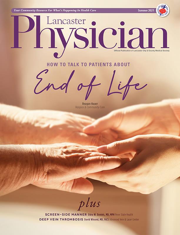Lancaster Physician - Summer 2021