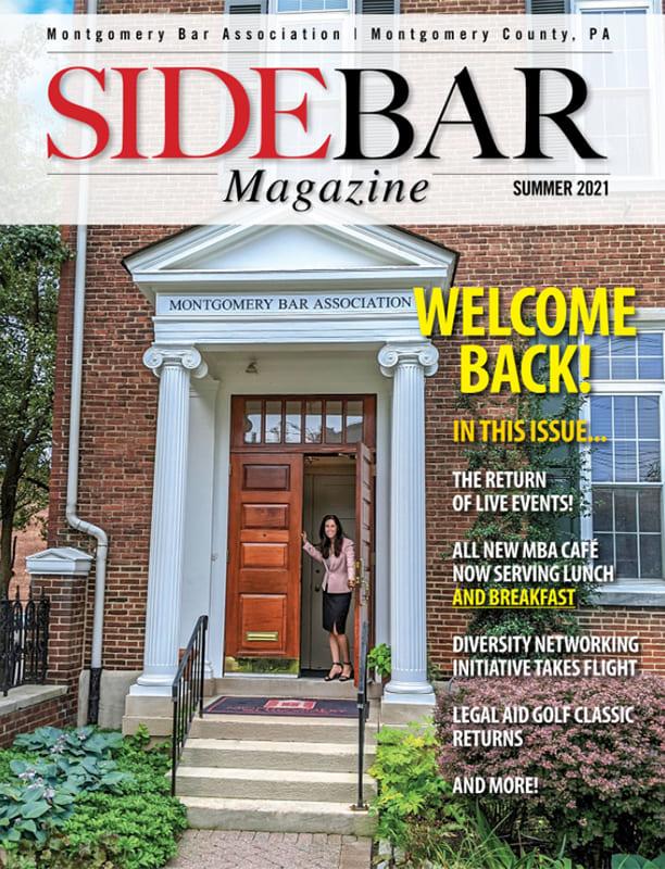 Sidebar Magazine - Summer 2021
