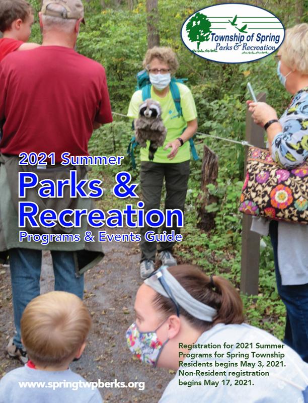 Spring Township Park & Recreation - Summer 2021