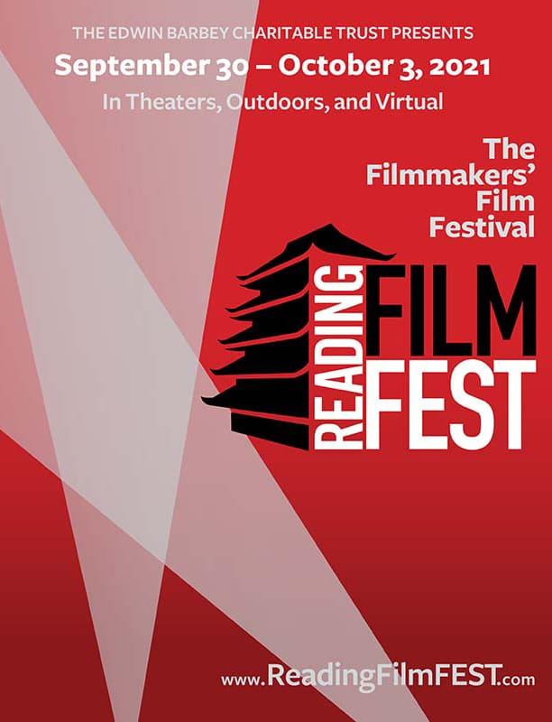 Reading Film Fest Fall 2021 - The Edwin Barbey Charitable Trust