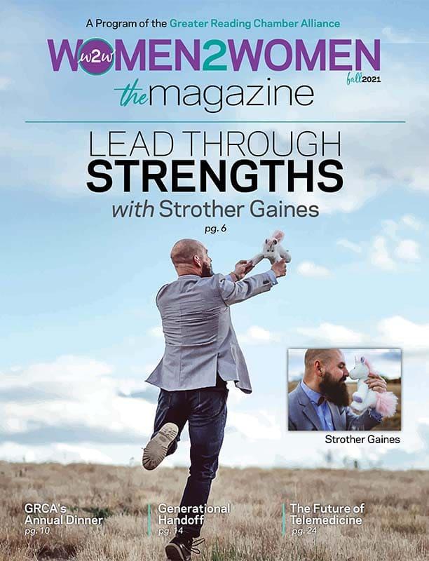 Women2Women Magazine - Grow • Connect • Lead - Fall 2021